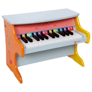 Shop Child S Pink Baby Grand Piano Free Shipping Today