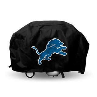 Detroit Lions 68 Inch Economy Grill Cover