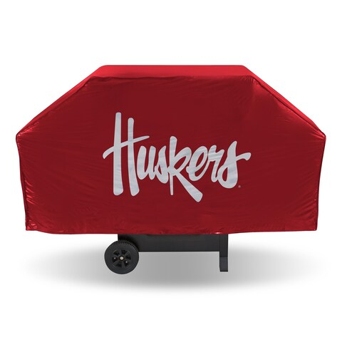 Nebraska Cornhuskers 68-inch Economy Grill Cover