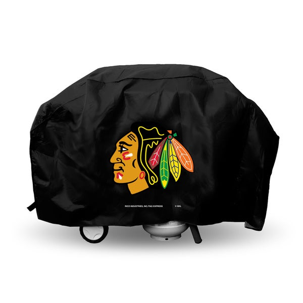 Chicago Blackhawks 68-inch Economy Grill Cover