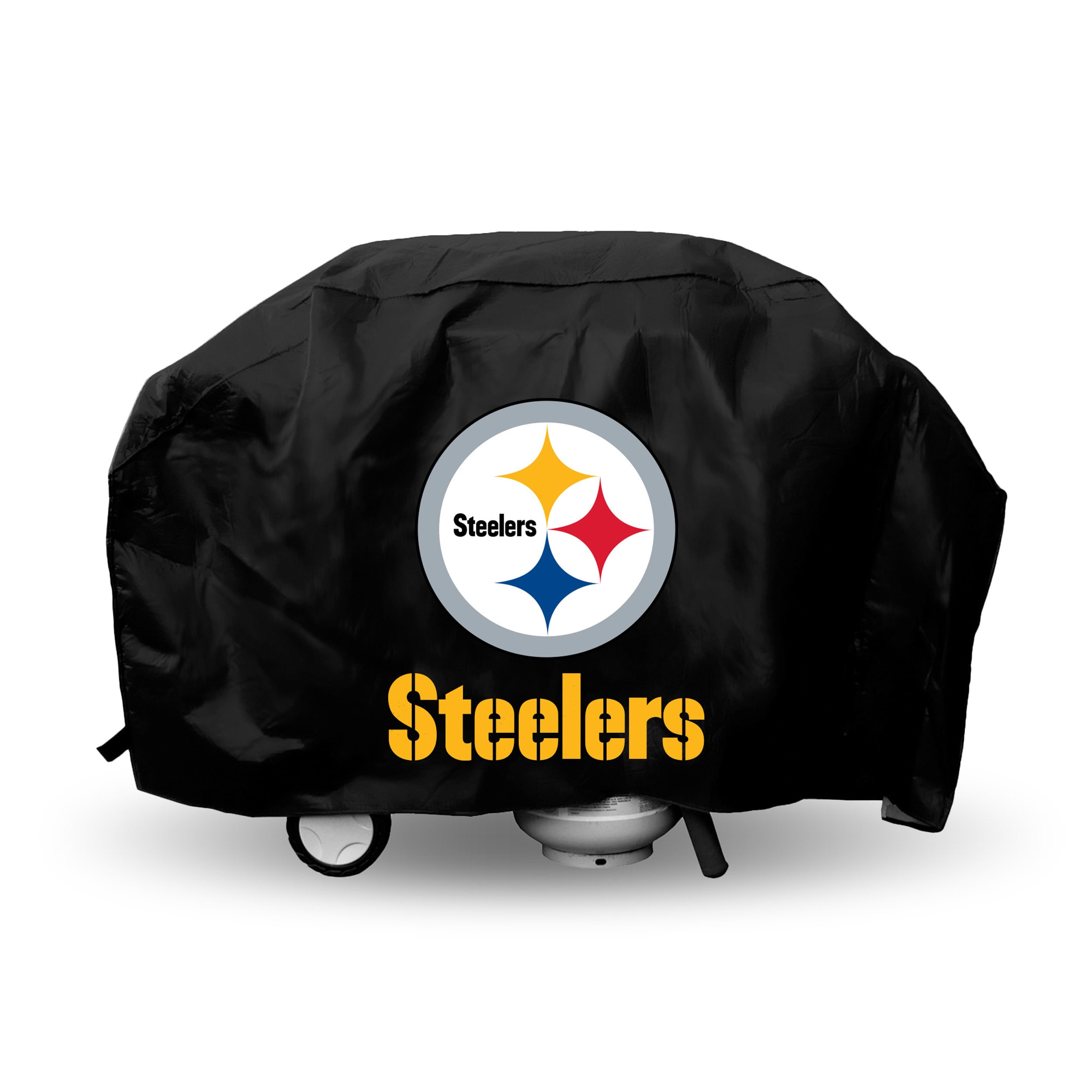 Pittsburgh Steelers NFL Rico Industries Vinyl Grill Cover
