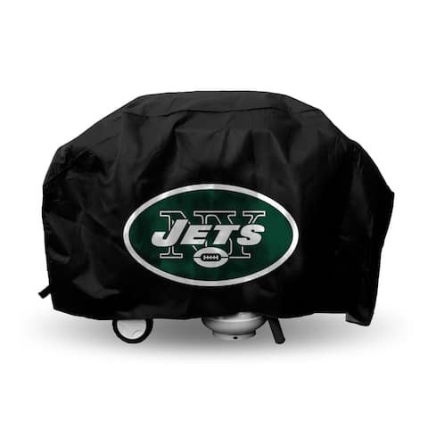 New York Jets 68-inch Economy Grill Cover
