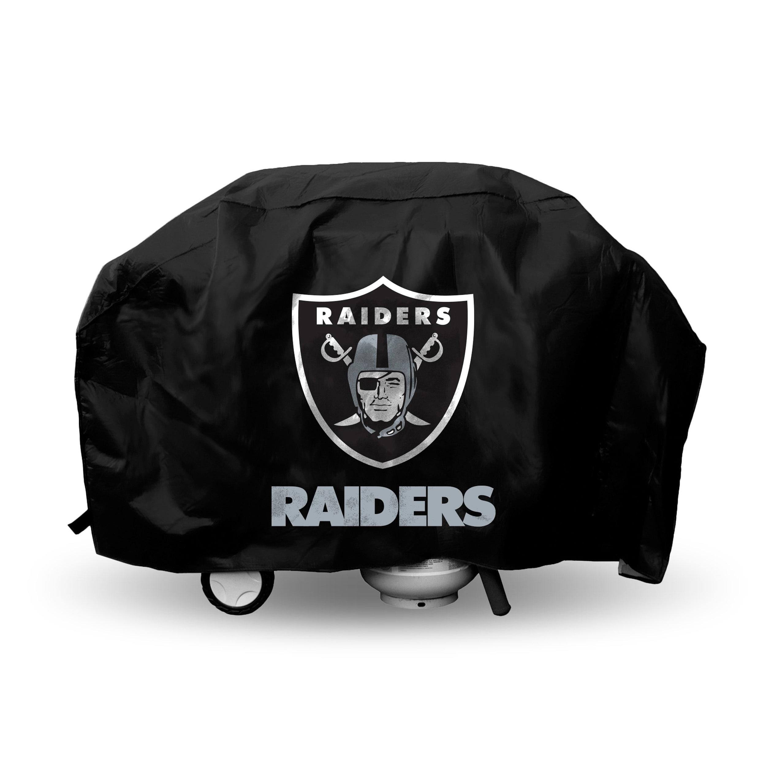 Oakland Raiders Grill Cover Economy