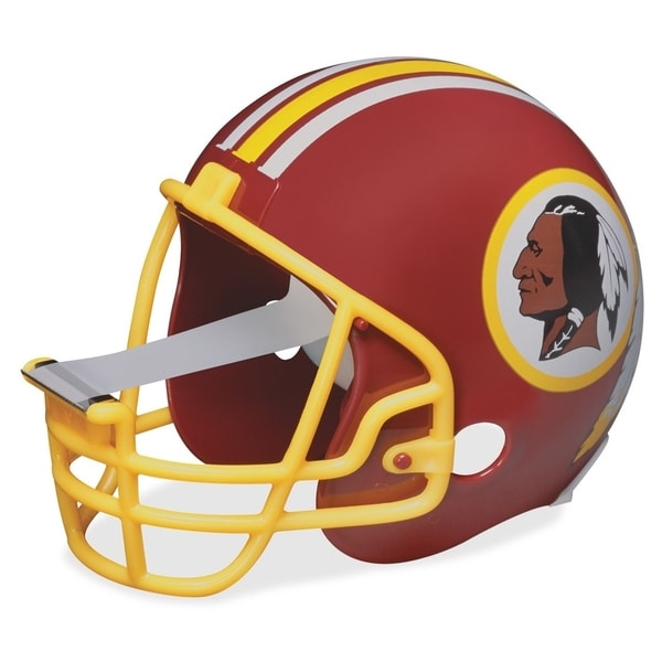 Washington Redskins Scotch Dispenser with Magic Tape