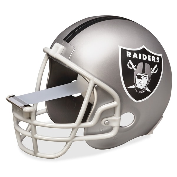 Oakland Raiders Scotch Dispenser with Magic Tape