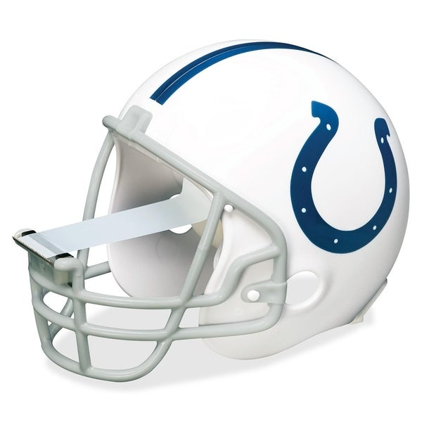 Indianapolis Colts Scotch Dispenser with Magic Tape