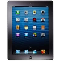 Apple iPad 4th Gen 16GB WIFI- Refurbished
