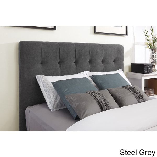 Shop Dorel Living Tufted Headboard Free Shipping Today