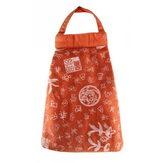 Handmade Flax Tote Bag (China)