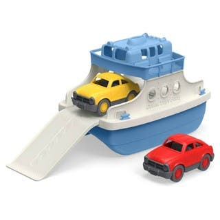 Green Toys Ferry Boat with Cars|https://ak1.ostkcdn.com/images/products/9176644/P16352368.jpg?impolicy=medium