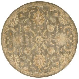 Nourison Jaipur Mushroom Rug (6' x 6')