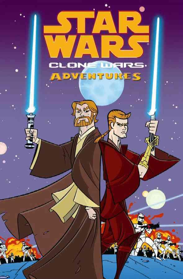 Star Wars Clone Wars Adventures 1 (Paperback)