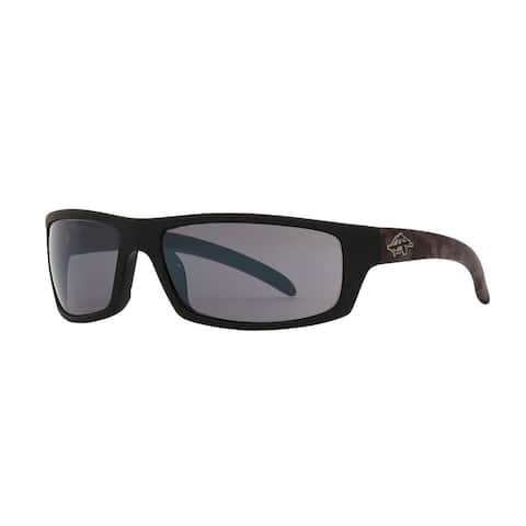 Anarchy Unisex 'Skeptical' Polarized Sunglasses - Medium