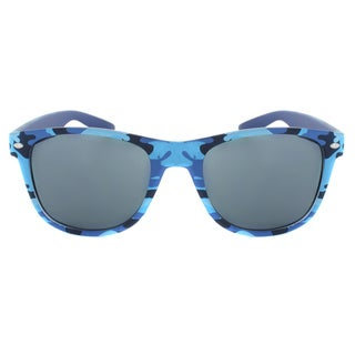 EPIC Eyewear Unisex Camouflage 50mm Wayfarer Sunglasses