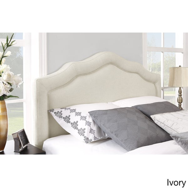 Shop Dorel Living Upholstered Headboard Free Shipping