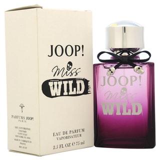 Joop! Miss Wild Women's 2.5-ounce Eau de Parfum Spray (Tester)