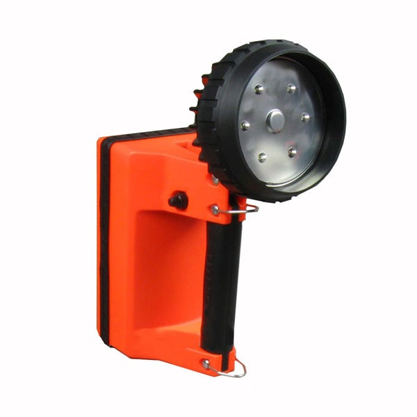 Streamlight 45807 Orange Plastic LED 12x7x8-inch E-Flood Light