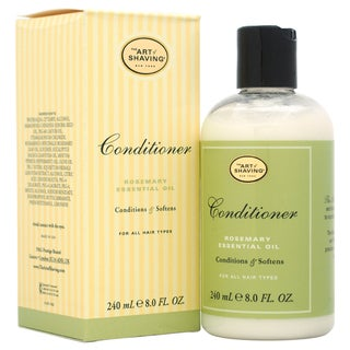 The Art of Shaving Rosemary 8-ounce Essential Oil Conditioner