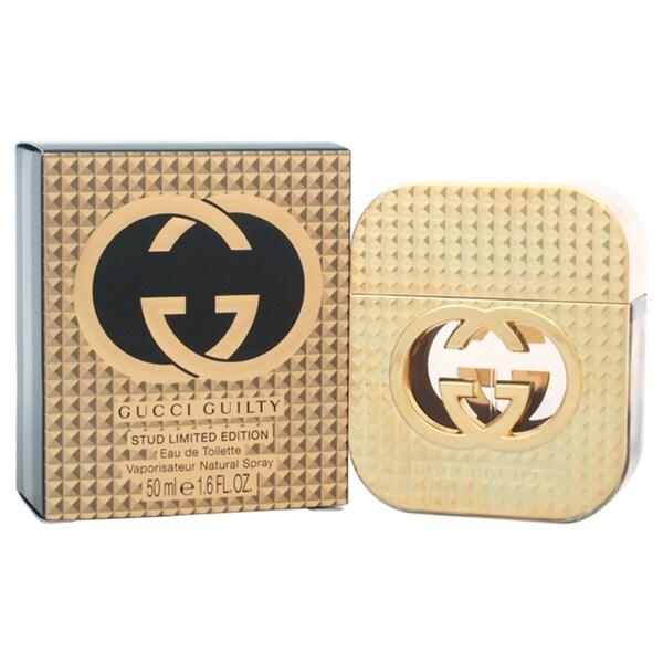 9dd2001f4a8 Shop Gucci Guilty Stud Women s 1.6-ounce Eau de Toilette Spray ...