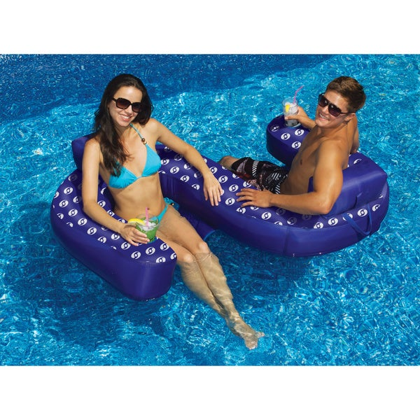 Soltice Designer Double Loop Lounger