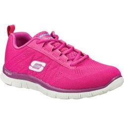 shop women 39 s skechers flex appeal sweet spot pink purple. Black Bedroom Furniture Sets. Home Design Ideas