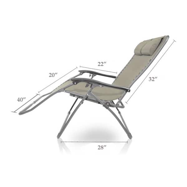 Admirable Shop Zero Gravity Loveseat Lounger Free Shipping Today Forskolin Free Trial Chair Design Images Forskolin Free Trialorg