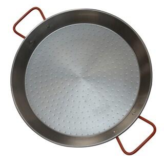 IMUSA Non-coated Aluminum Paella Pan