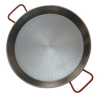 IMUSA CAR-52031T 15-inch Red Non-coated Aluminized Carbon Steel Paella Pan|https://ak1.ostkcdn.com/images/products/9178033/P16353437.jpg?impolicy=medium