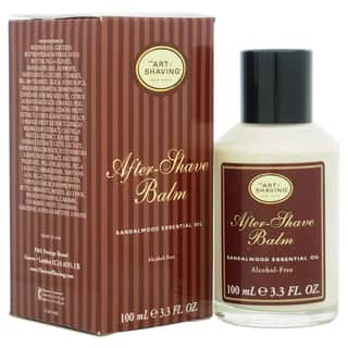The Art of Shaving for Men 3.3-ounce Sandalwood After-Shave Balm|https://ak1.ostkcdn.com/images/products/9178220/P16353505.jpg?impolicy=medium