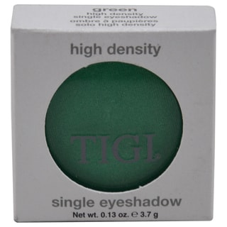 High Density Single Eyeshadow - Green by TIGI for Women - 0.13 oz Eyeshadow