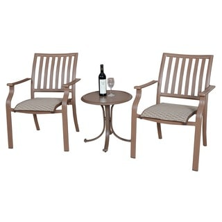 Panama Jack Island Breeze 3-piece Slatted Balcony Group