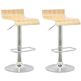 Bentwood Bar Stools Set Of 2 Free Shipping Today