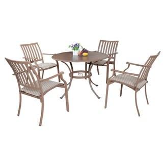 Panama Jack Island Breeze 5-piece Slatted Dining Group
