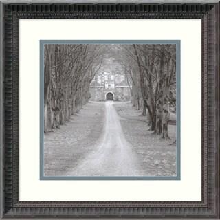 Charlie Waite 'Cranbourne, England' Framed Art Print 16 x 16-inch
