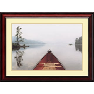 Orah Moore 'Pointing the Way' Framed Art Print 27 x 20-inch
