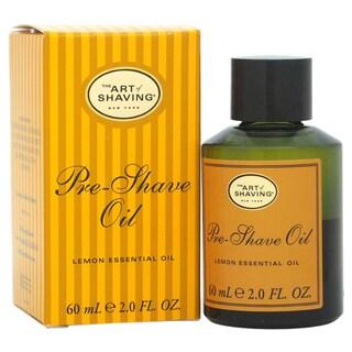 The Art of Shaving for Men 2-ounce Lemon Pre-Shave Oil