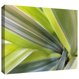 Dean Uhlinger 'Natural Selection 6' Gallery-wrapped Canvas