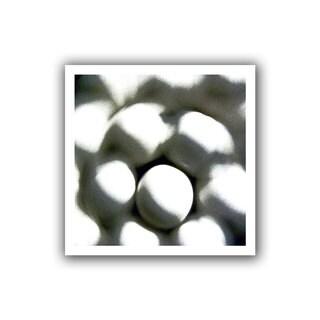 Dean Uhlinger 'Eggs' Unwrapped Canvas