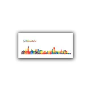 Revolver Ocelot 'Chicago' Unwrapped Canvas