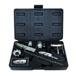 Super B 9-in-1 Home Mechanic Set