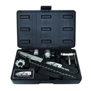 Super B 9-in-1 Home Mechanic Set