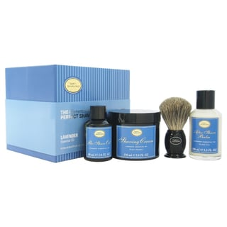 The 4 Elements of The Perfect Shave 4-piece Kit