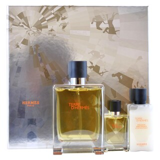 Terre D'Hermes Men's 3-piece Kit