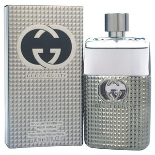 Gucci Guilty Stud Men's 3-ounce Eau de Toilette Spray (Limited Edition)