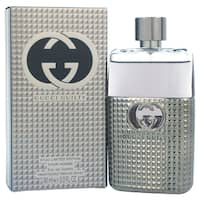 Gucci Guilty Stud Men's 3-ounce Eau de Toilette Spray (Limited Edition)