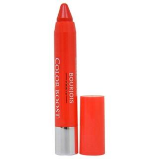 Bourjois Color Boost Lip Crayon SPF 15 Waterproof # 01 Red Sunrise Lipstick