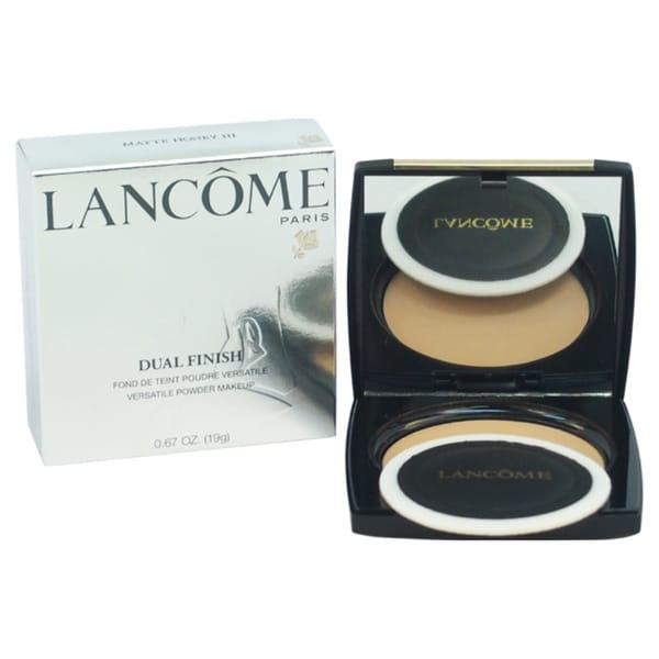 Lancome Dual Finish Versatile # Matte Honey III Powder - Free ...