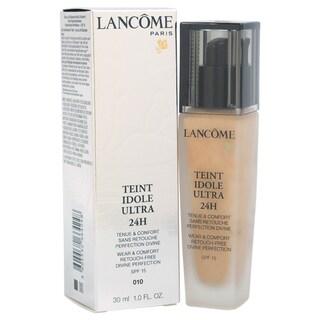 Lancome Teint Idole Ultra 24H Wear & Comfort Retouch Free Divine Perfection SPF 15 # 010 Beige Porce