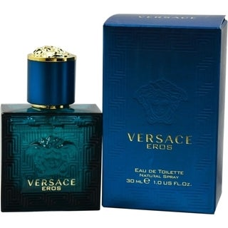 Versace Eros Men's 1-ounce Eau de Toilette Spray