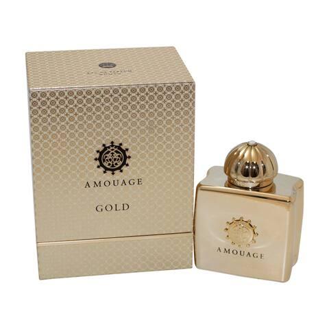 Amouage Goldtone Women's 3.4-ounce Eau de Parfum Spray